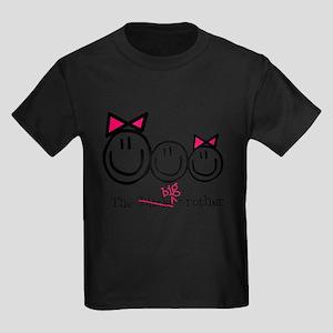 The Big Brother (G,B,G) Kids Dark T-Shirt