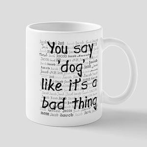 Jacob Dog Mug