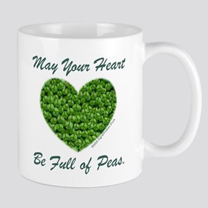Peasful Heart Mug