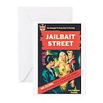 "Greeting (10)-""Jailbait Street"""