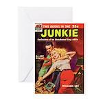 """Greeting (10)-""""Junkie"""""""