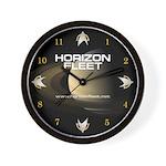 Horizon Fleet Wall Clock