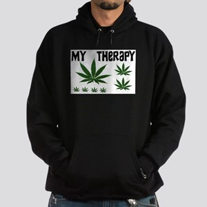 MY THERAPY Hoodie (dark)