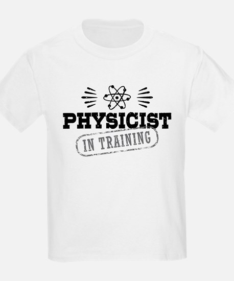 Physicist In Training T-Shirt