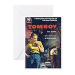 """Greeting (10)-""""Tomboy"""""""
