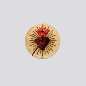 Sacred Heart of Jesus Mini Button