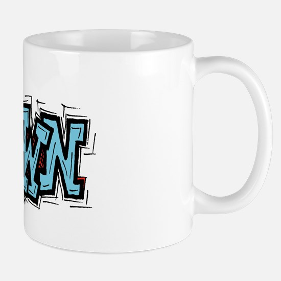 Yawn Mug