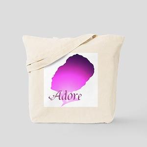 Adore Tote Bag