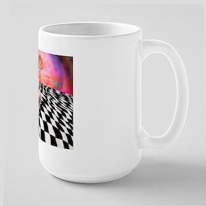 On the Edge Large Mug