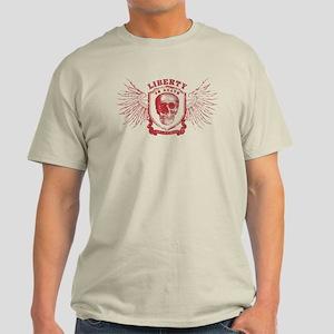 Liberty Or Death Light T-Shirt