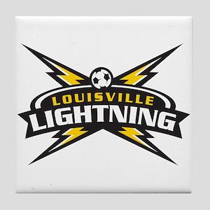 Louisville Lightning Tile Coaster