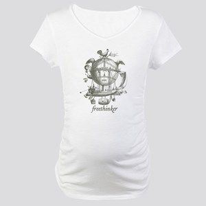 Freethinker Maternity T-Shirt