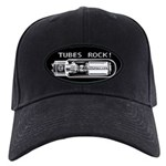 Tubes Rock Black Cap