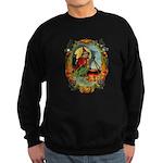 Halloween Witch Sweatshirt (dark)