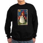 little witch Sweatshirt (dark)