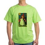 little witch Green T-Shirt