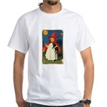 little witch White T-Shirt