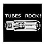 Tubes Rock Tile Coaster