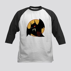 Vampire Bat Kids Baseball Jersey