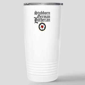 Stubborn German Lutheran Stainless Steel Travel Mu