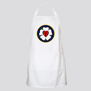 Luther Rose Apron