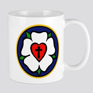 Luther Rose Mug