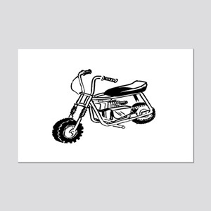 Minibike Mini Poster Print