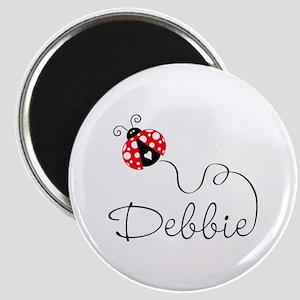 Ladybug Debbie Magnet