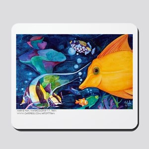 Marine Fish Mousepad