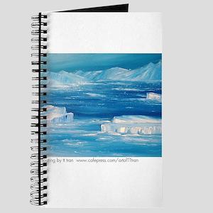 floating icebergs Journal