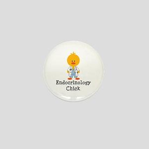 Endocrinology Chick Mini Button