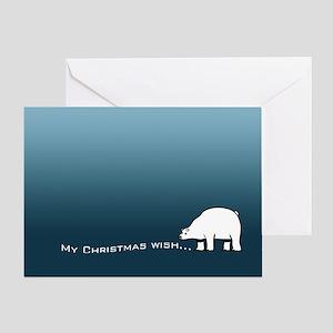 Christmas Wish... Greeting Card