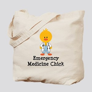 Emergency Medicine Chick Tote Bag