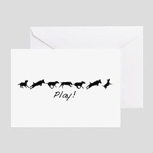 Play! Greeting Card