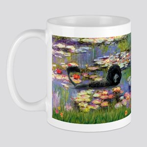 PWD in the Lilies Mug