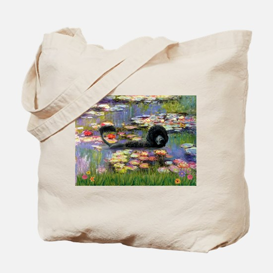 PWD in the Lilies Tote Bag