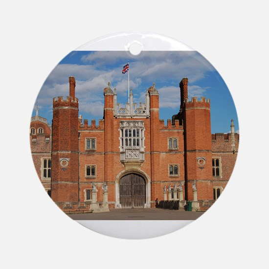 Hampton Court Palace Ornament (Round)