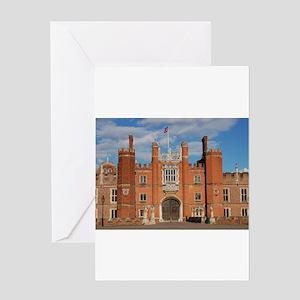 Hampton Court Palace Greeting Card