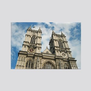 Westminster Abbey Rectangle Magnet
