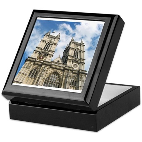 Westminster Abbey Keepsake Box