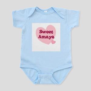 Sweet Amaya Infant Creeper