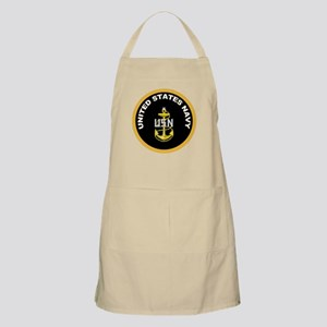 SC Anchor Gold Circle BBQ Apron