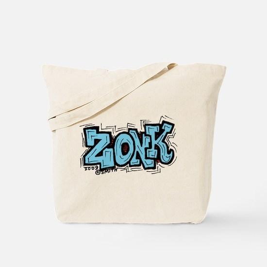 Zonk Tote Bag
