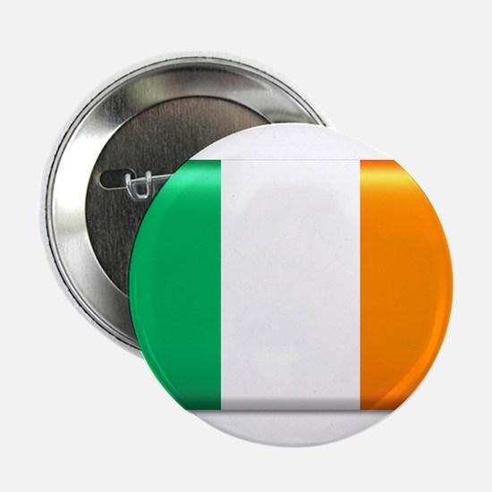 "Flag of Ireland 2.25"" Button"