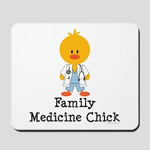 Family Medicine Chick Mousepad