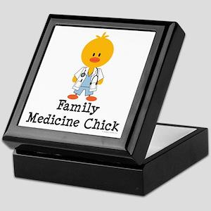Family Medicine Chick Keepsake Box
