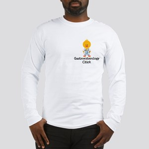 Gastroenterology Chick Long Sleeve T-Shirt