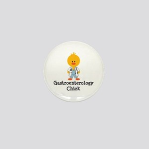 Gastroenterology Chick Mini Button