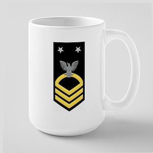 Master Chief Gold Large Mug