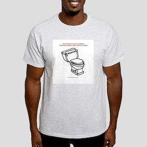 Body Disposal Light T-Shirt